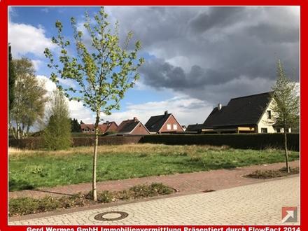 Baugrundstück in Haren - Fehndof zu verkaufen!