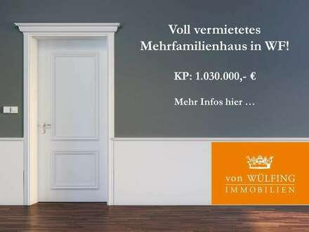 Voll vermietetes Mehrfamilienhaus in Wolfenbüttel!