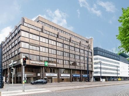 Renovierte, freundliche Bürofläche im Zentrum Bremens