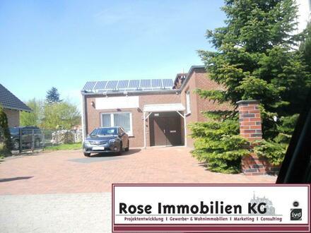 ROSE IMMOBILIEN KG: Gewerbeobjekt *Büro + Lager* in Minden-Nord!