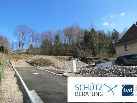 """""""Bestlage"""": Sonniges Baugrundstück"""