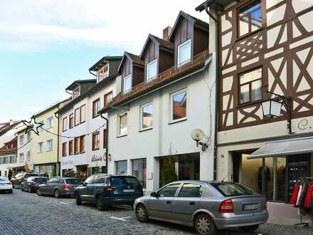 Eine gute Chance für Investoren - Wohn- und Geschäftshaus im Zentrum von Bad Waldsee