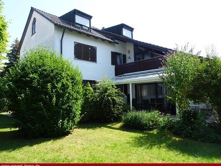 * Solides Dreifamilienhaus - Top Lage - mit großem Garten *