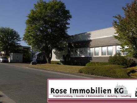 ROSE IMMOBILIEN KG: Büros mit Lagermöglichkeiten Industriegebiet Bünde!