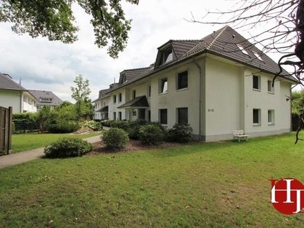 Schöner Wohnen in Oberneuland! Super Grundriss über zwei Etagen mit Süd-Balkon und Tiefgarage!