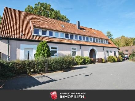Woltmershausen / Helle 4-Zimmer-Maisonettewohnung mit Dachterrasse