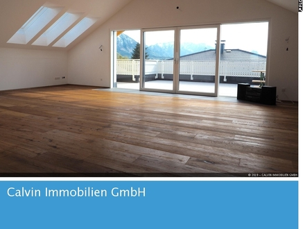 Edle Penthousewohnung 145m² mit Panoramaaussicht in Himmelreich!