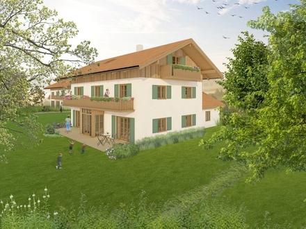 Exklusives Baugrundstück mit Panoramablick und Baugenehmigung