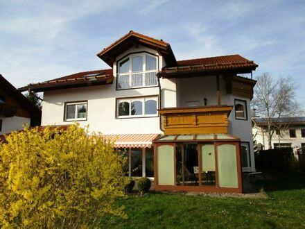 *Excl. großzügige 3 Zim.-Whg mit Dachterrasse, Berg- & Naturblick, sehr sonnig/ruhig, am südl. Stadtrand von Bad Aibling*