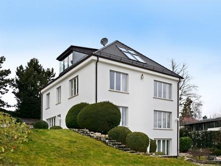 Beste Wohnlage! Repräsentatives Anwesen in Top-Zustand