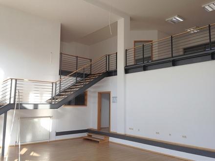 Modernes Ladenbüro mit Galerie in Schlosschemnitz zur MIETE