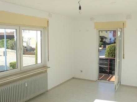 Gemütliche 2-Zimmerwohnung mit Balkon