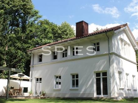 Randlage Überseestadt - Einmaliges Anwesen in Parklage