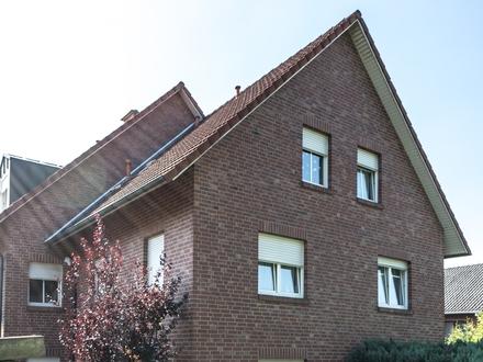 Im Alleinauftrag: Mehrfamilienhaus mit 6 WE in zentraler Lage von Lohne (OL) !