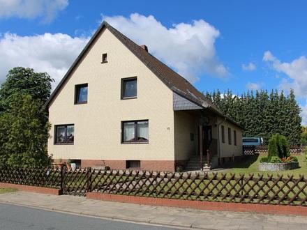 2-Familien-Haus mit tollem Grundstück