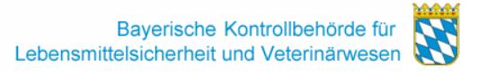 Bayerische Kontrollbehörde für Lebensmittelsicherheit und Veterinärwesen