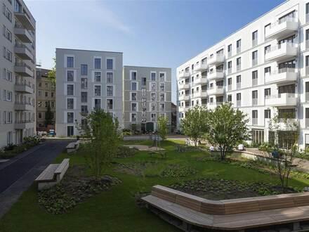 Toll gestaltete 3-Zimmer-Wohnung mit Wannenbad und Balkon