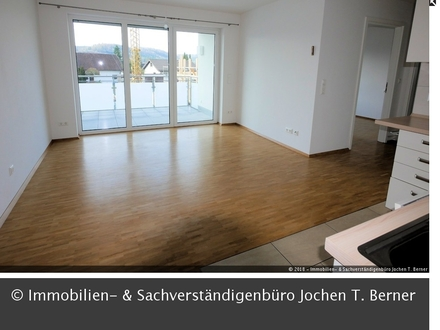 Sonniges 2 Zi. Appartment (Bj.2014) in Westheim