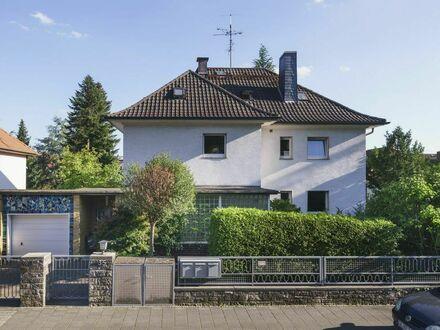 3-Familienhaus Toplage - Darmstadt Mathildenhöhe