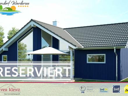 RESERVIERT: Feriendorf Wardersee - Rendite mit Ihrem eigenen Ferienhaus am See.
