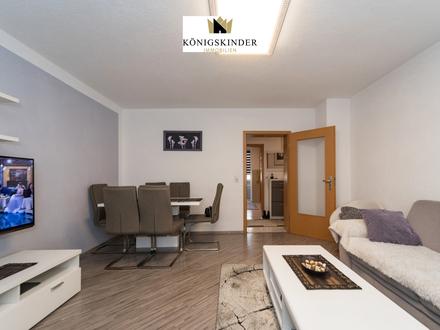 Renovierte 3-Zimmer-Wohnung mit EBK und Balkon in zentraler Lage von Bad Cannstatt