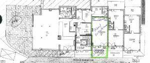 Stapf Immobilien - Büro oder Ladenfläche in zentraler Lage von Lechbruck !
