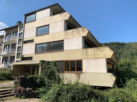 Terrassenhaus mit tollem Rheinblick!