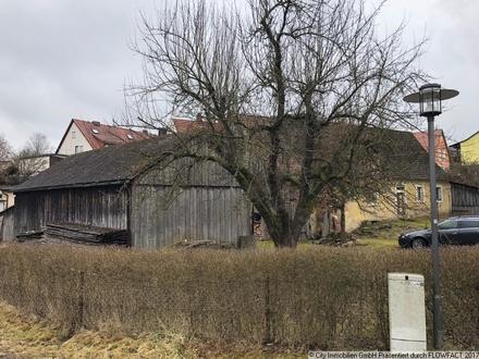 Grundstück mit Altbestand und Stadel