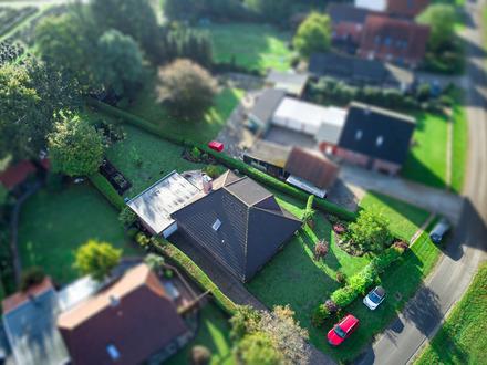 Provisionsfrei für Käufer: Familie, Hobbys, homeoffice | Vielseitiger Bungalow in Gießelhorst