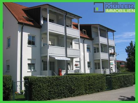 # Eine seltene Gelegenheit - Schöne 3-Zimmer Wohnung in Burgau #