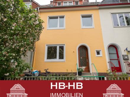 Hochwertige 4 Zimmer Maisonette Wohnung in der Neustadt!