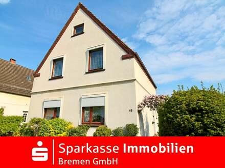 Modernisierungsbedürftiges Einfamilienhaus mit tollem Garten in ruhiger Wohnlage von Fähr-Lobbendorf