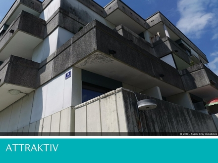 Garconniere mit schöner Terrasse- ruhige zentrale Lage Parsch