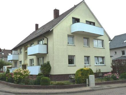 Nähe Mittellandkanal - 4-Zimmermietwohnung in Minden