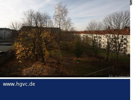TOP 4 Zimmer WE, Bad m. Fenster, großer SÜD- Balkon, Grün, Stadtnah
