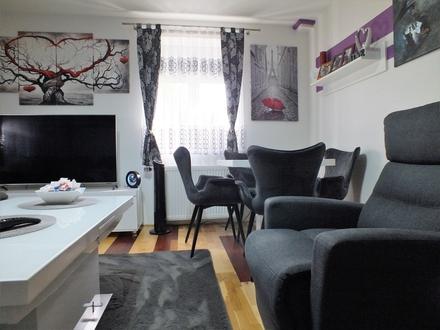 Jetzt schnell zugreifen: Modernisierte 3 ZKB Wohnung in Memmingen!