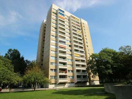 Charmante 3-Zimmer Eigentumswohnung mit herrlicher Aussicht in Neu-Ulm Ludwigsfeld