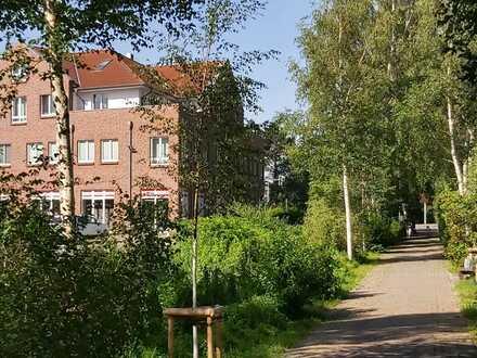 Wohntraum … Maisonette Wohnung mit Fahrstuhl / Dachterrasse mit Parkblick im Herzen von Syke… begehrtes WOHNEN im Umlan…