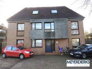 Kreyenbrück - Am Stübenhaus: 3-Zimmer-Wohnung mit großem Balkon in verkehrsgünstiger Lage