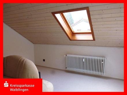 Eine ruhige Wohnung in einer tollen Wohngegend in Murrhardt