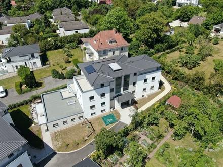 Exklusive 4-Zimmer-Wohnung mit großem Westbalkon in traumhafter Stadtlage (Provisionsfrei!)