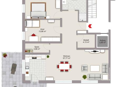 Neubau 3/4 Zimmer Eigentumswohnung in Neuötting