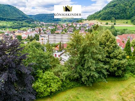 Großes Baugrundstück mit Aussicht in schönster Lage von Bad Ditzenbach