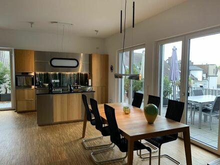 Aschaffenburg erleben:Exklusives Penthouse in der Innenstadt