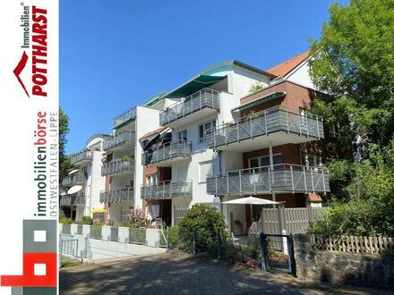 Außergewöhnliche Penthousewohnung über 2 Etagen in der City - direkt am Wall!