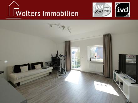 Chice 3-Zimmer-Wohnung direkt am Kirchplatz von Wiedenbrück!