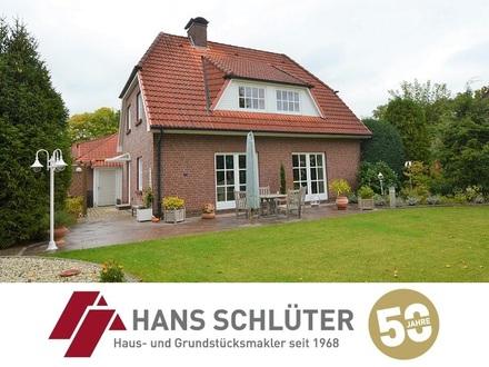 """""""Alt""""-Osterholz - Freistehendes Einfamilienhaus mit idyllischem Gartengrundstück!!"""