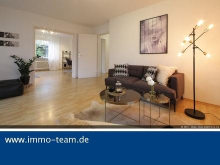 Solides Mehrfamilienhaus auf sonnigem Eckgrundstück ++zwei Wohnungen frei++