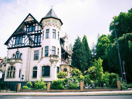 Villa Antik Café - Restaurant Terrasse, Einzeldenkmal unterhalb der Wartburg provisionsfrei neu zu verpachten