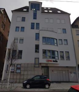 City Wohnung mit TG-Stellplatz in zentraler Lage von Ulm